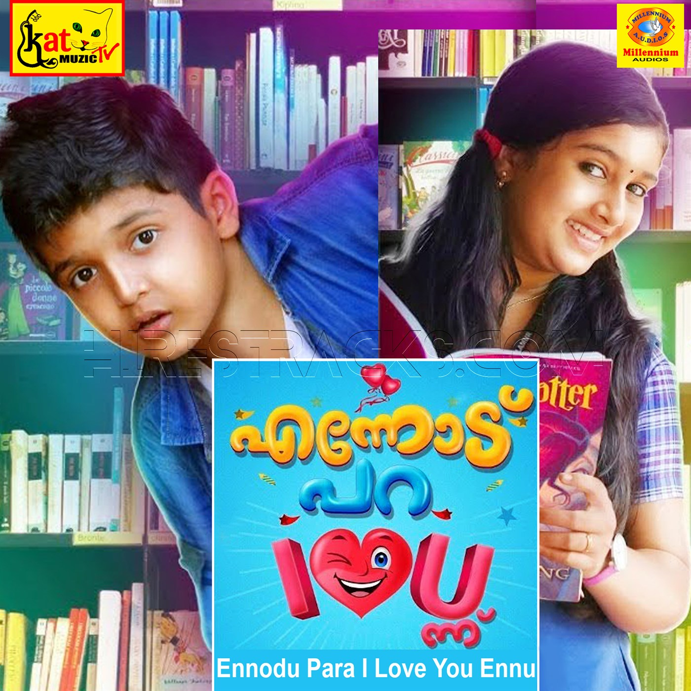 Allah Avalente Pennakane (From Ennodu Para I Love You Ennu) – Single (2019) [24 BIT]