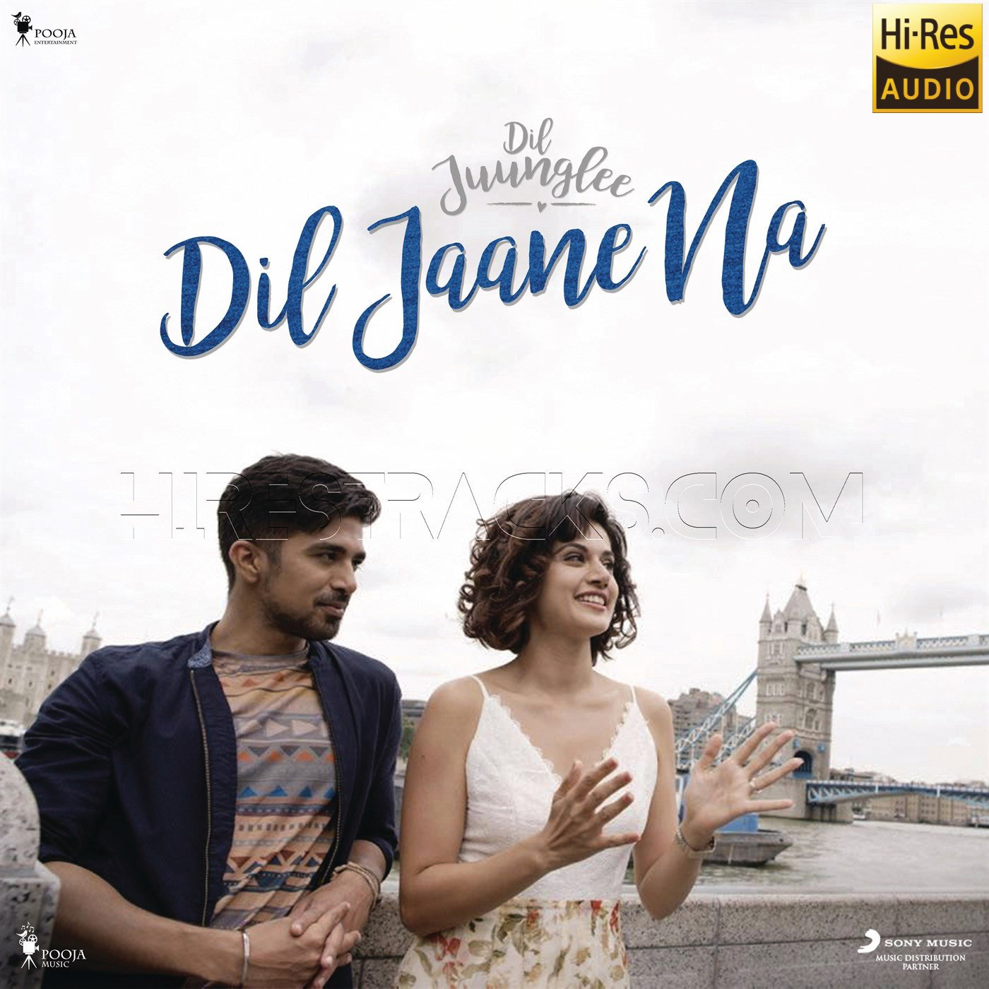 Dil Jaane Na (From Dil Juunglee) – Single (2018) (24 BIT-96 KHZ)