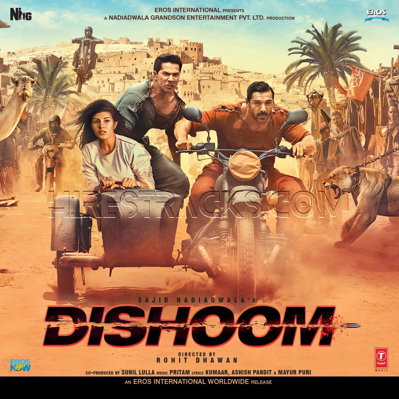 Dishoom (2016) [ACD-RIP-WAV]