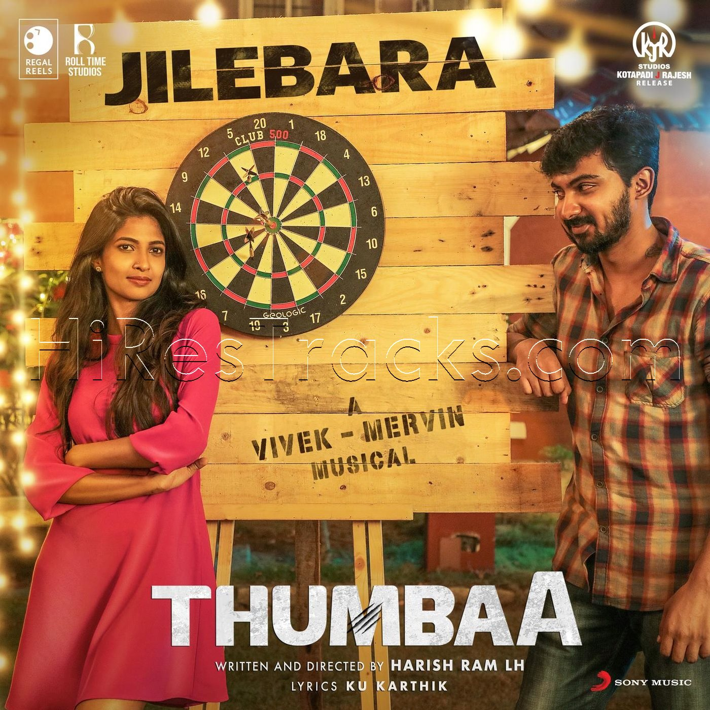 Jilebara (From Thumbaa) – Single (2019)