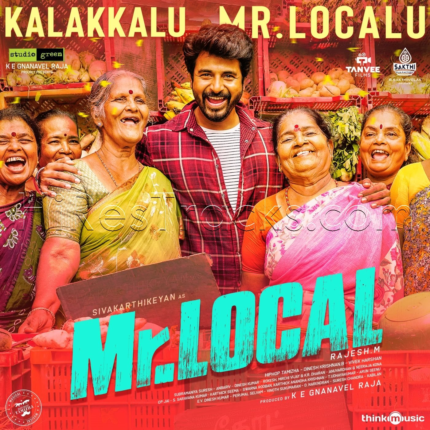 Kalakkalu Mr. Localu (From Mr. Local) – Single (2019)