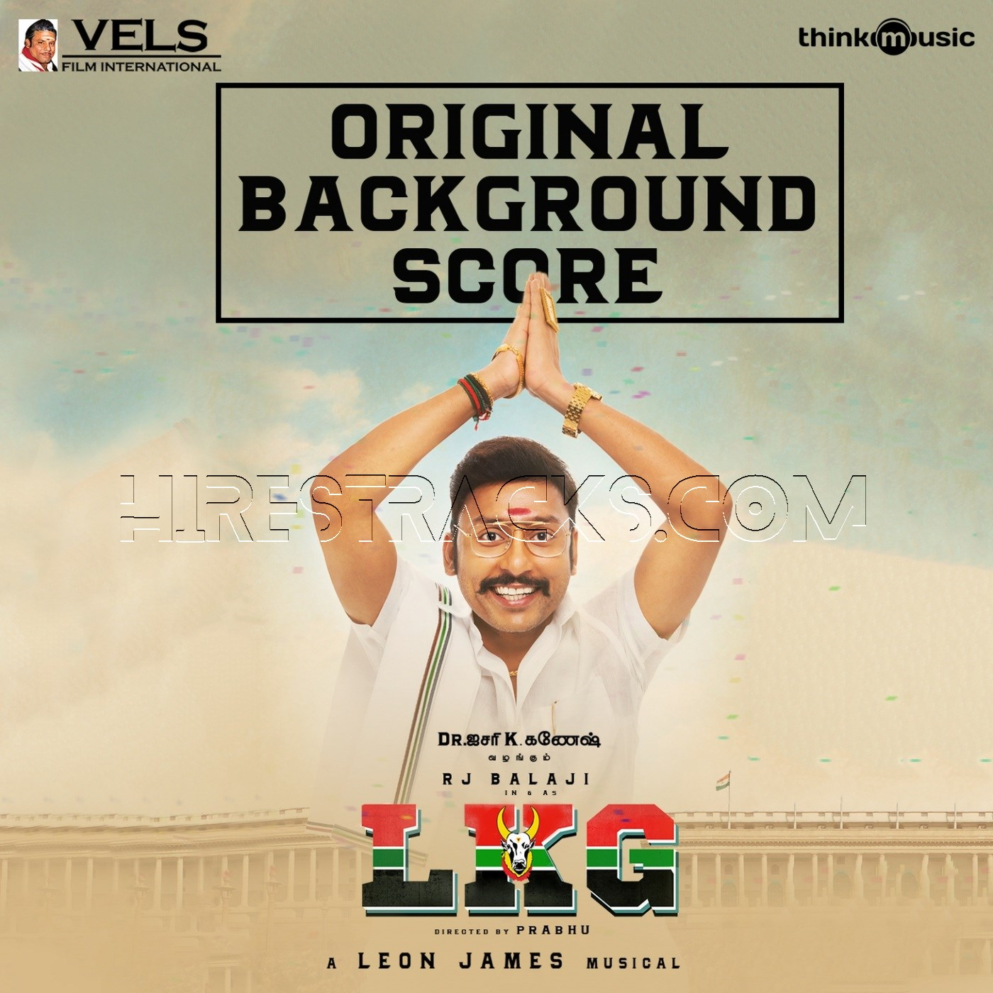 LKG (Original Background Score) (2019) [Digital-RIP-FLAC]