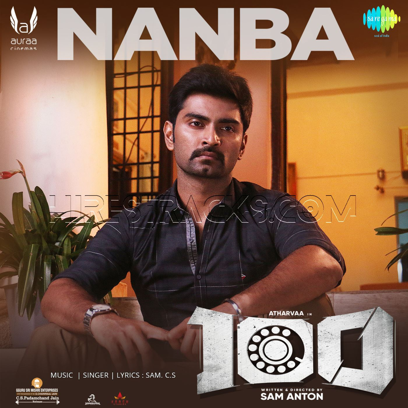 Nanba (From 100) – Single (2019)