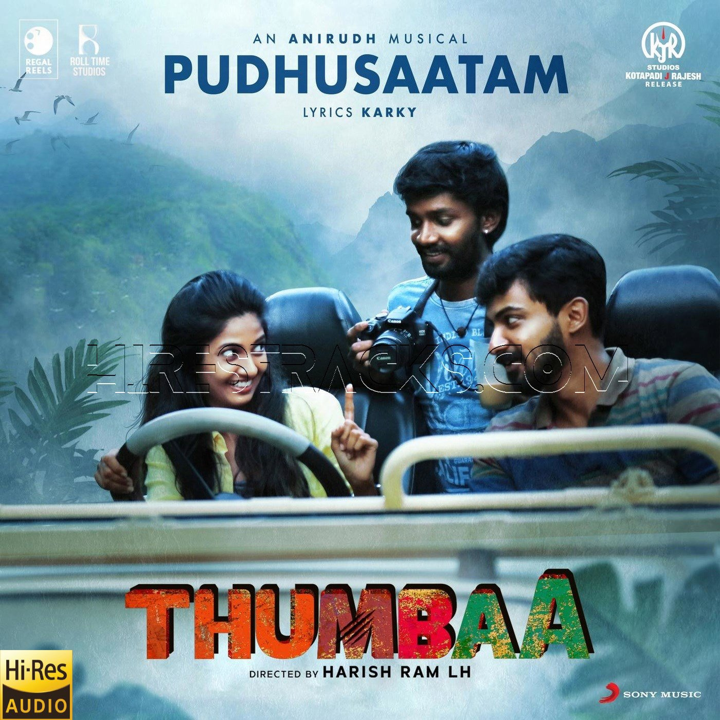 Pudhusaatam (From Thumbaa) – (Single) (2019) [24 BIT-48 KHZ]