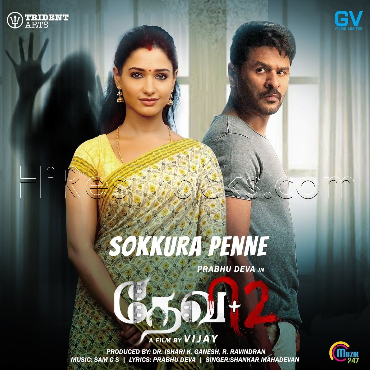 Sokkura Penne (From Devi 2) – Single (2019)