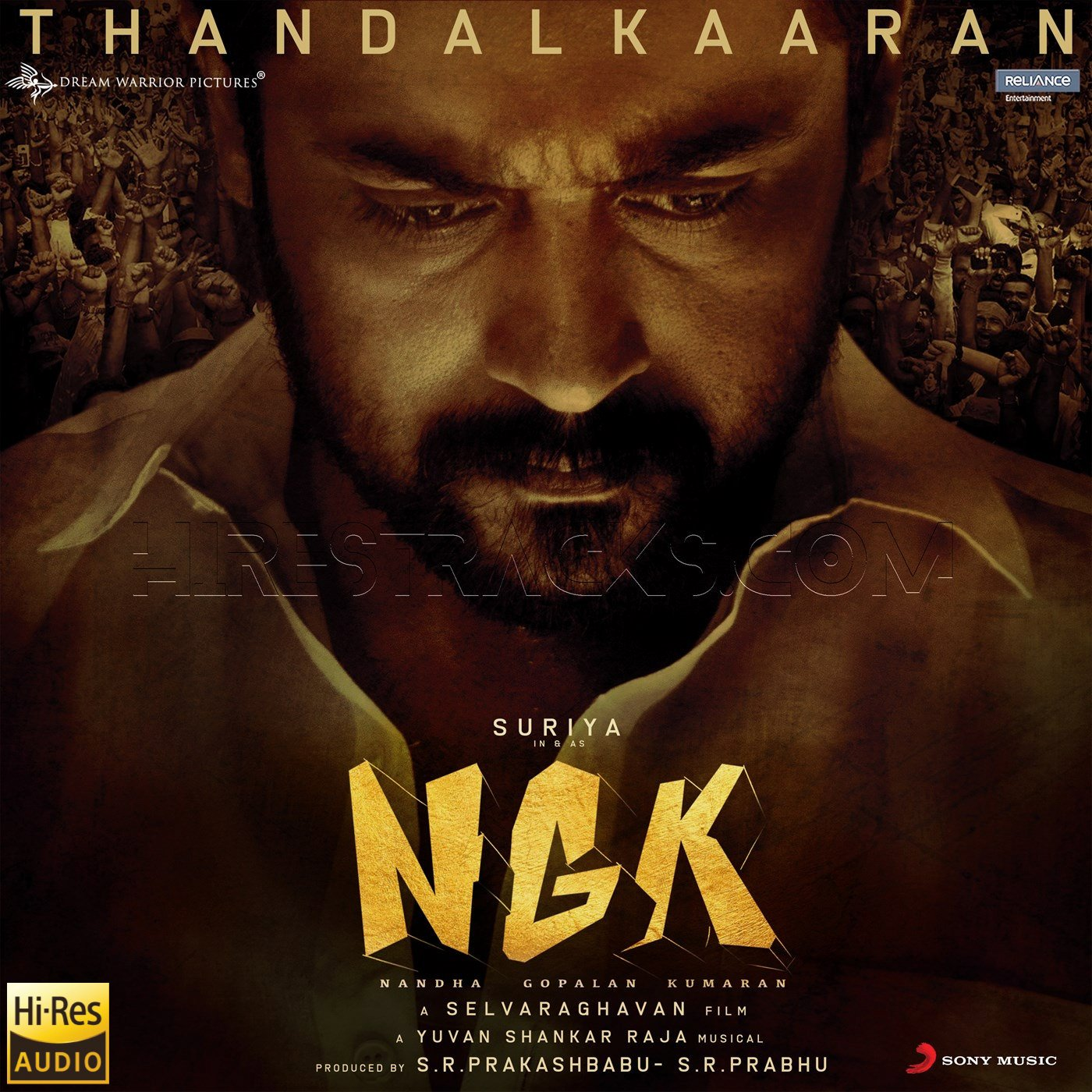 Thandalkaaran (From NGK) – Single – (2019) (24 BIT-48 KHZ)