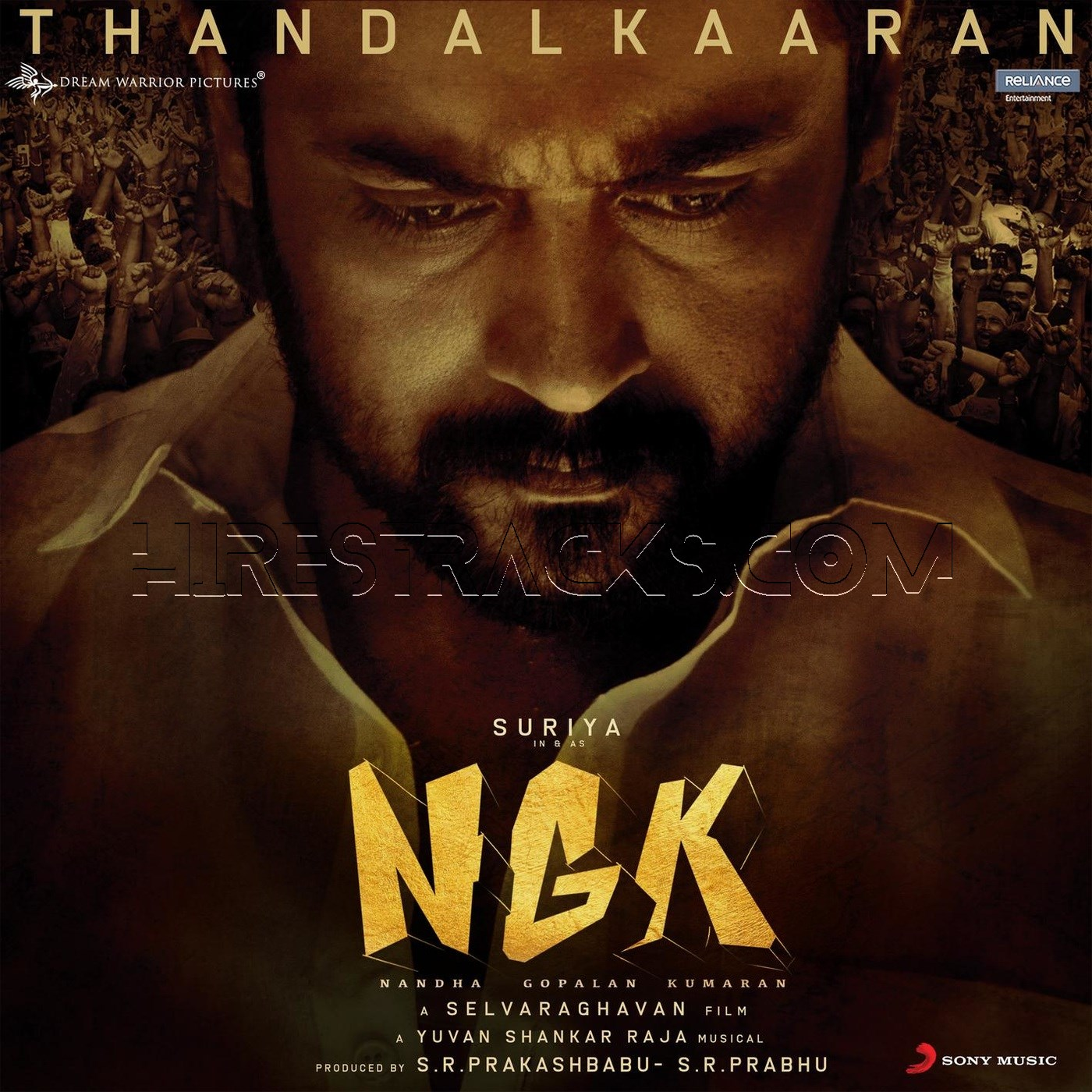 Thandalkaaran (From NGK) – (Single) (2019)