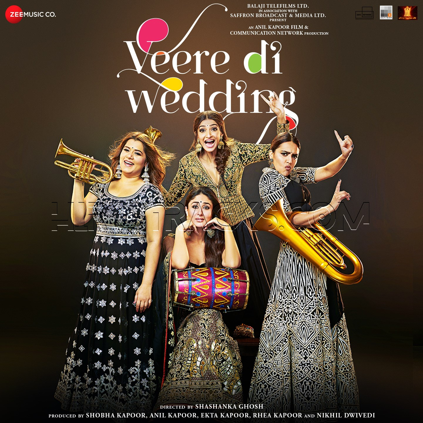 Veere Di Wedding (2018) (ACD-RIP-WAV)