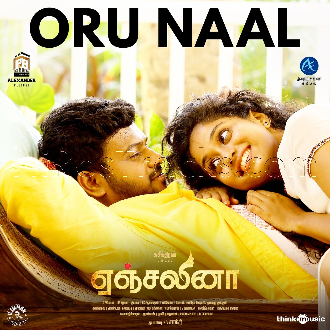 Oru Naal (From Angelina) (2019)