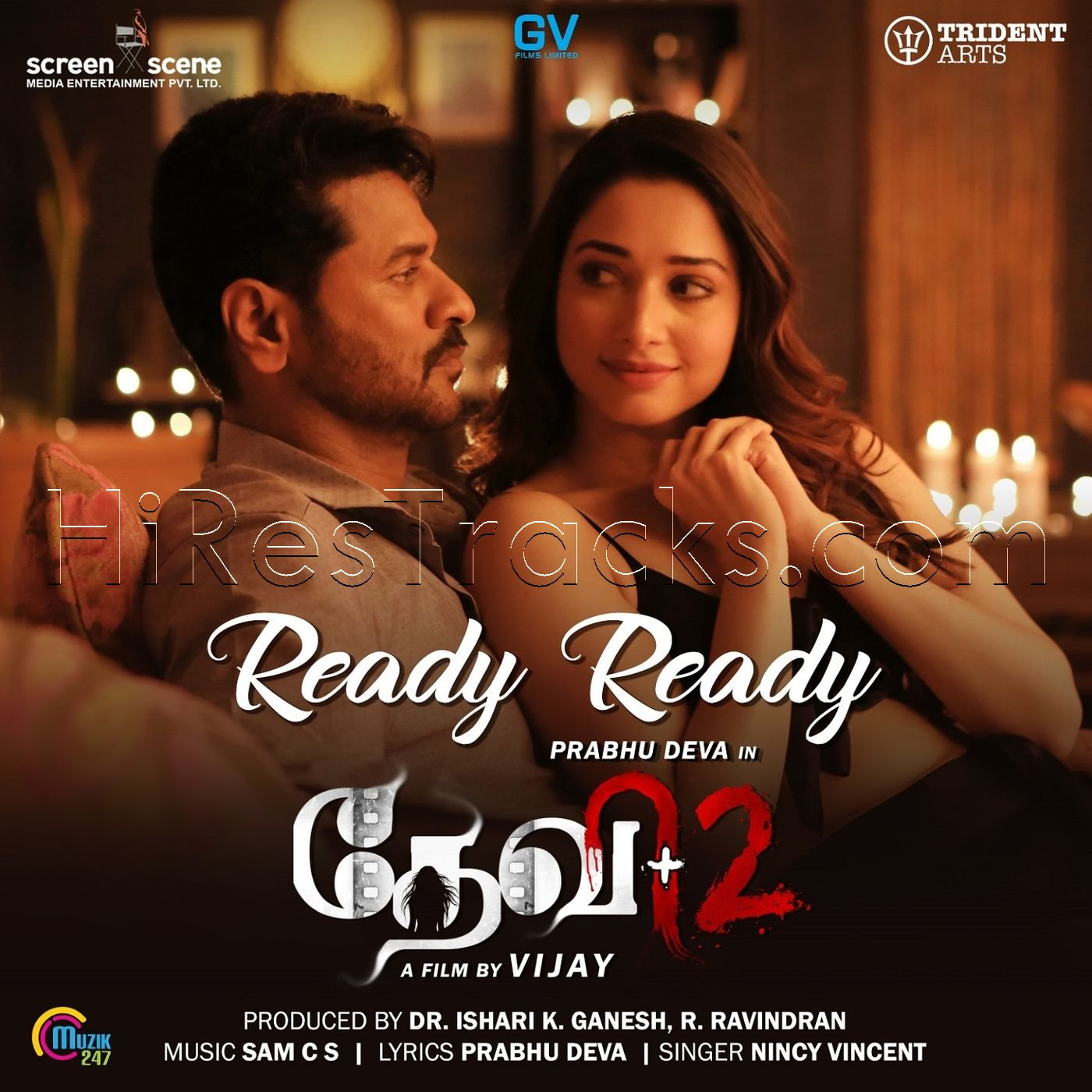 Ready Ready (From Devi 2) (2019)