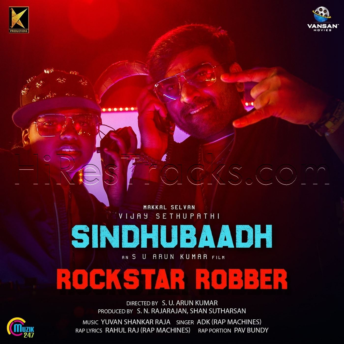Rockstar Robber (From Sindhubaadh) (2019)