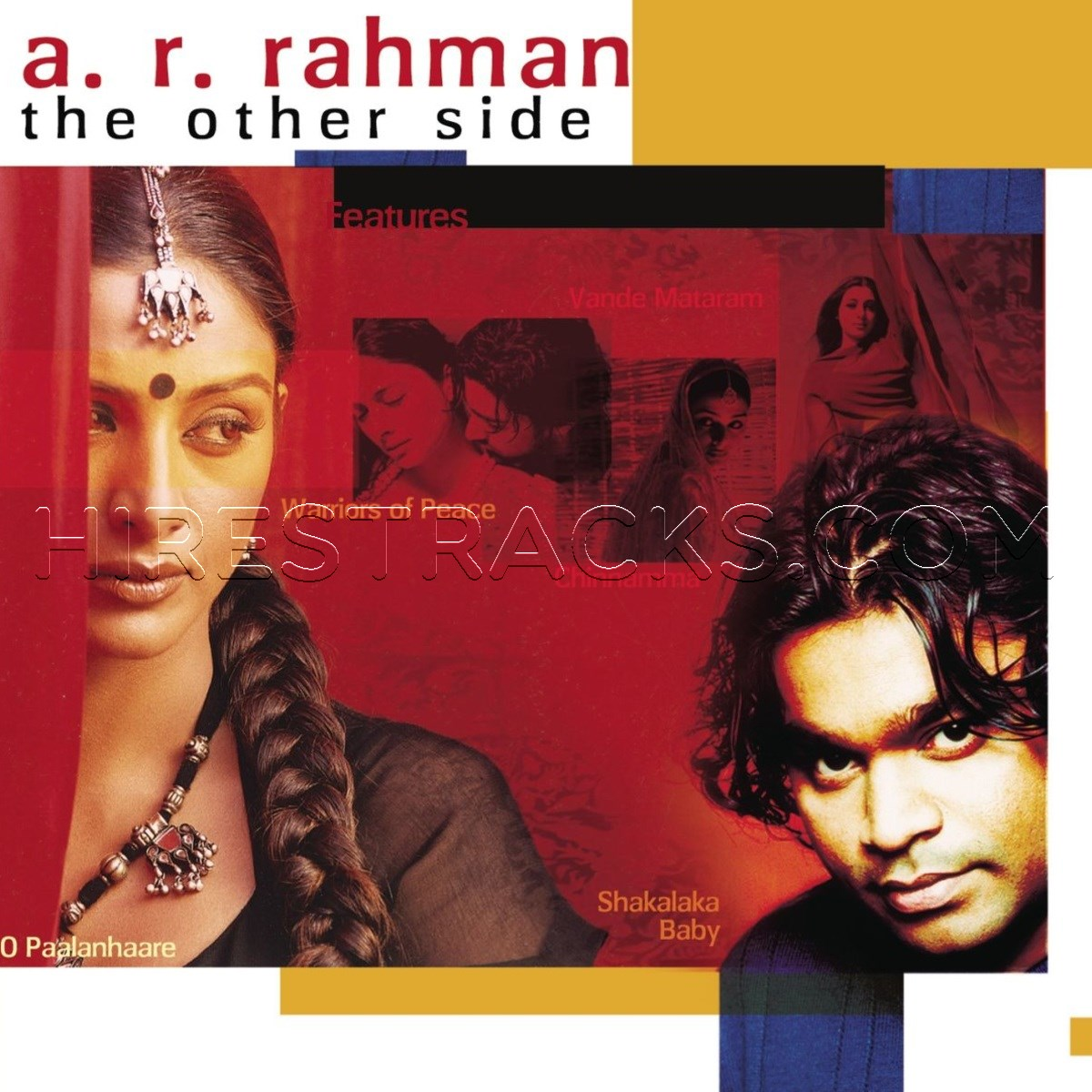 A. R. Rahman – The Other Side (2004)