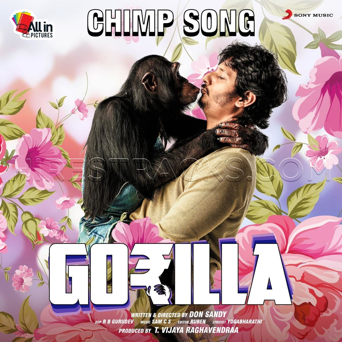 Chimp Song (From Gorilla) (2019)