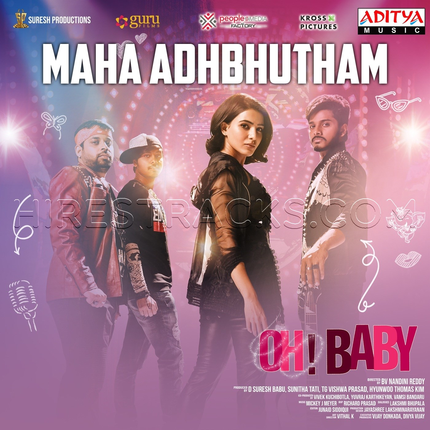 Maha Adhbhutham (From Oh Baby) (2019)