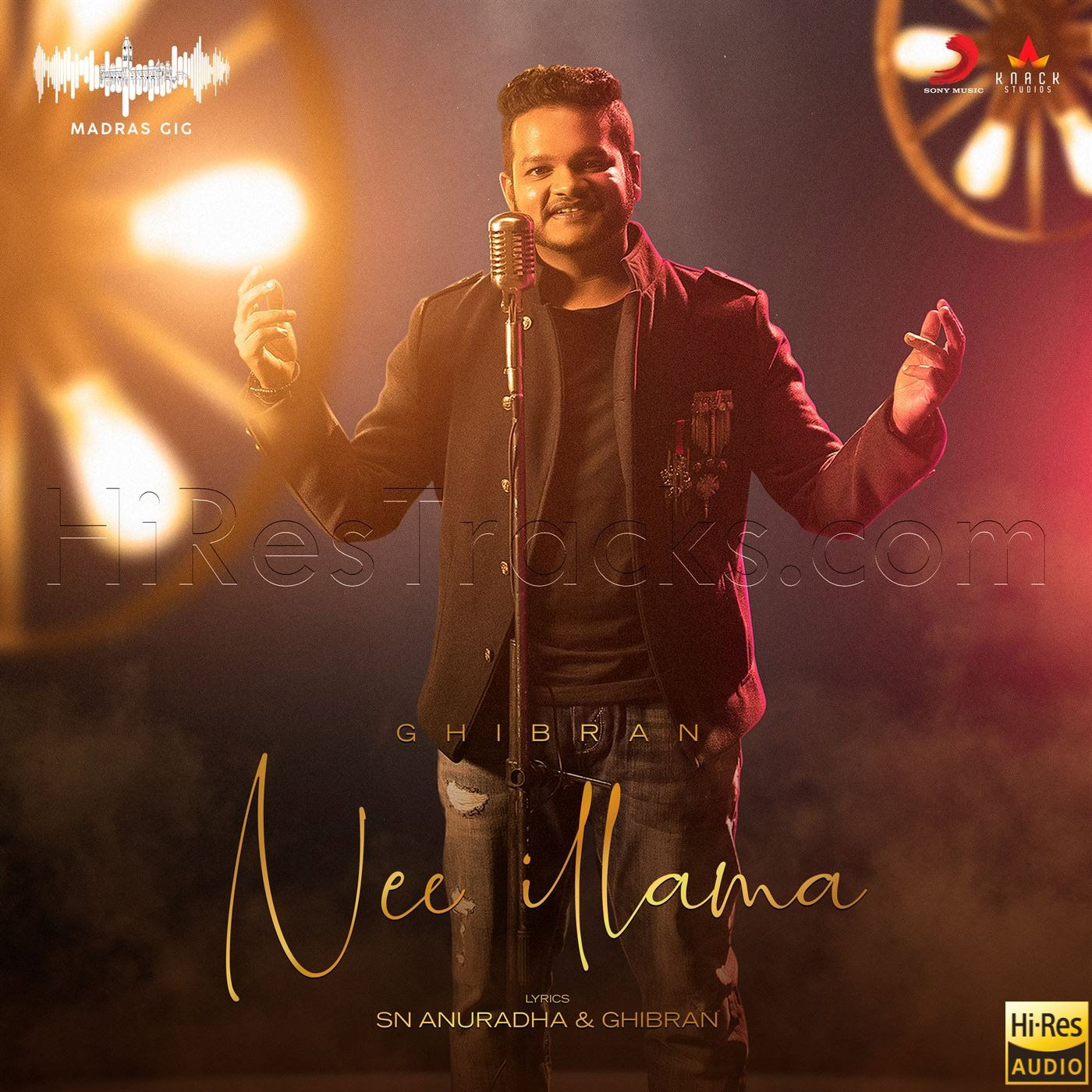 Nee Illama (Madras Gig Season 2) – Single (2019) [24 BIT – 48 KHZ]
