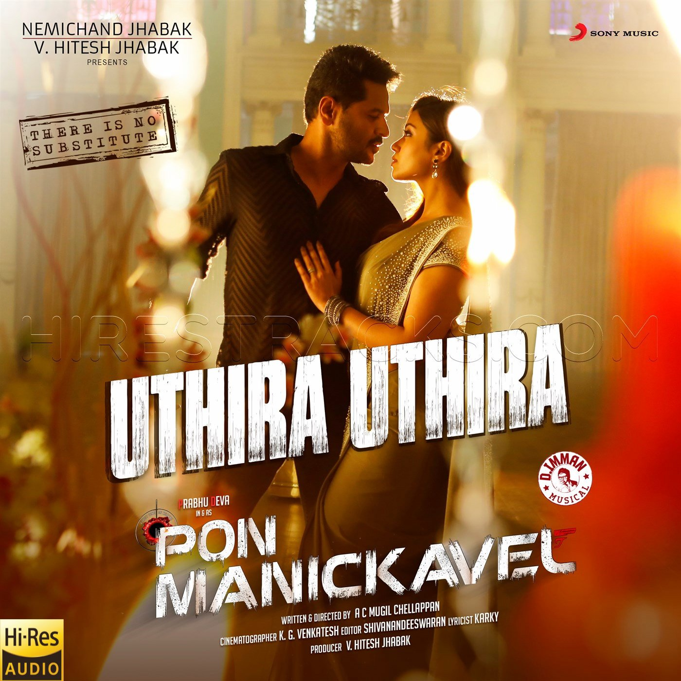Uthira Uthira (From Pon Manickavel) – Single (2019) [24 BIT-48 KHZ-WAV]