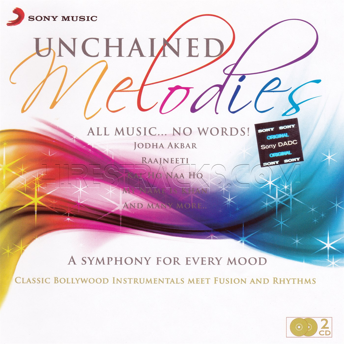 Unchained Melodies (2016) – 2CD (ACD-RIP-WAV)