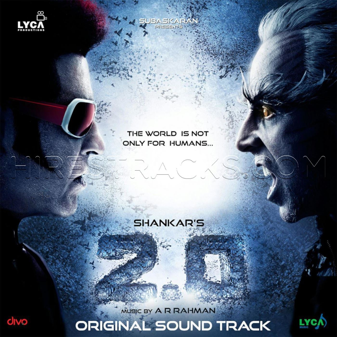 2.0 (Original Sound Track) (2019) (A.R. Rahman) (Lyca Music) [Digital-DL-FLAC]
