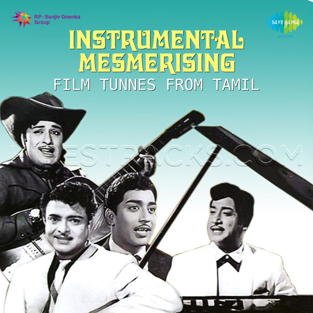 Instrumental Mesmerising Film Tunes from Tamil (2009) (Various Artists)