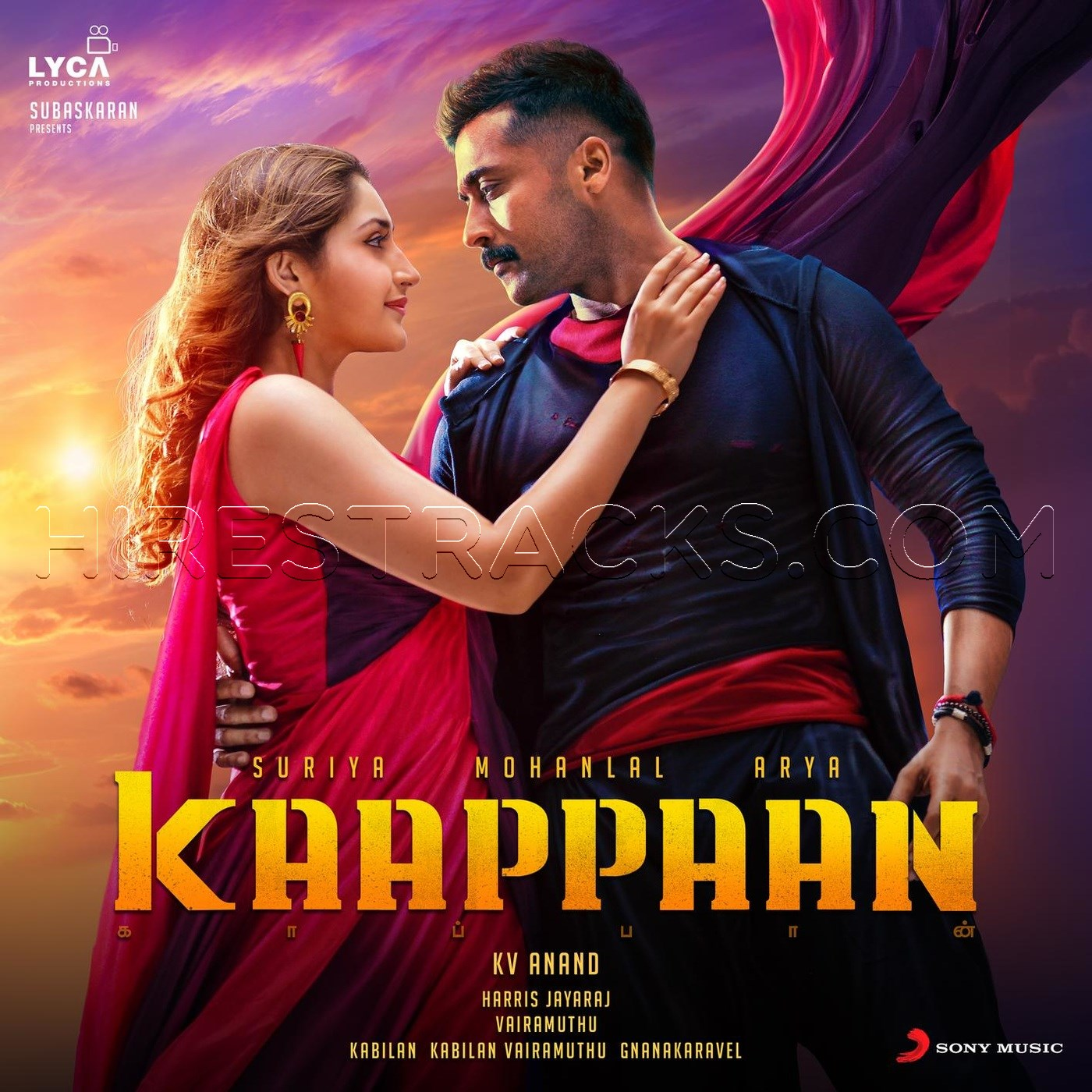 Kaappaan (2019) (Harris Jayaraj) (Sony Music) [Digital-DL-FLAC]