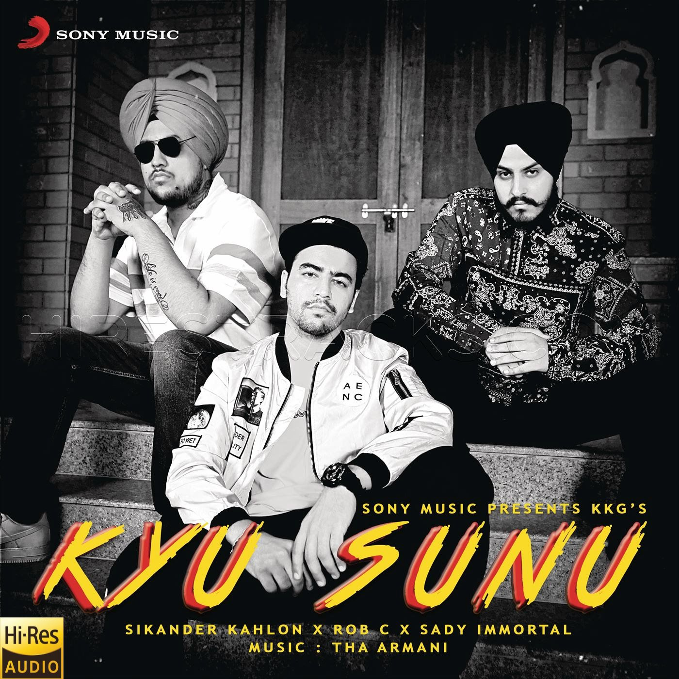 Kyu Sunu – Single (2019) (Sikander Kahlon, Rob C & Sady Immortal) [24 BIT-48 KHZ]