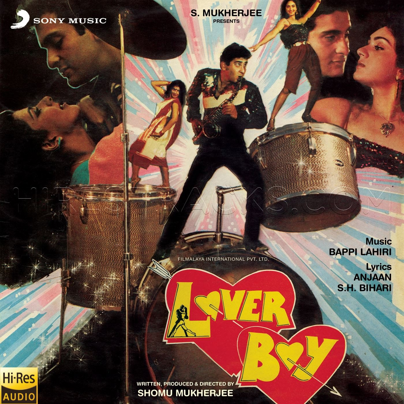 Lover Boy (1985) (Bappi Lahiri)