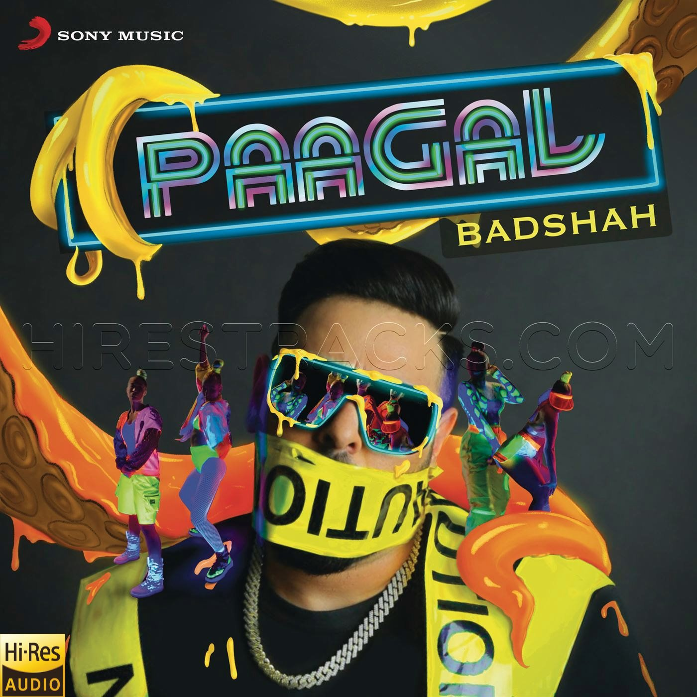 Paagal – Single (2019) (Badshah) (Sony Music) [24 BIT – 96 KHZ] [Digital-DL-FLAC]
