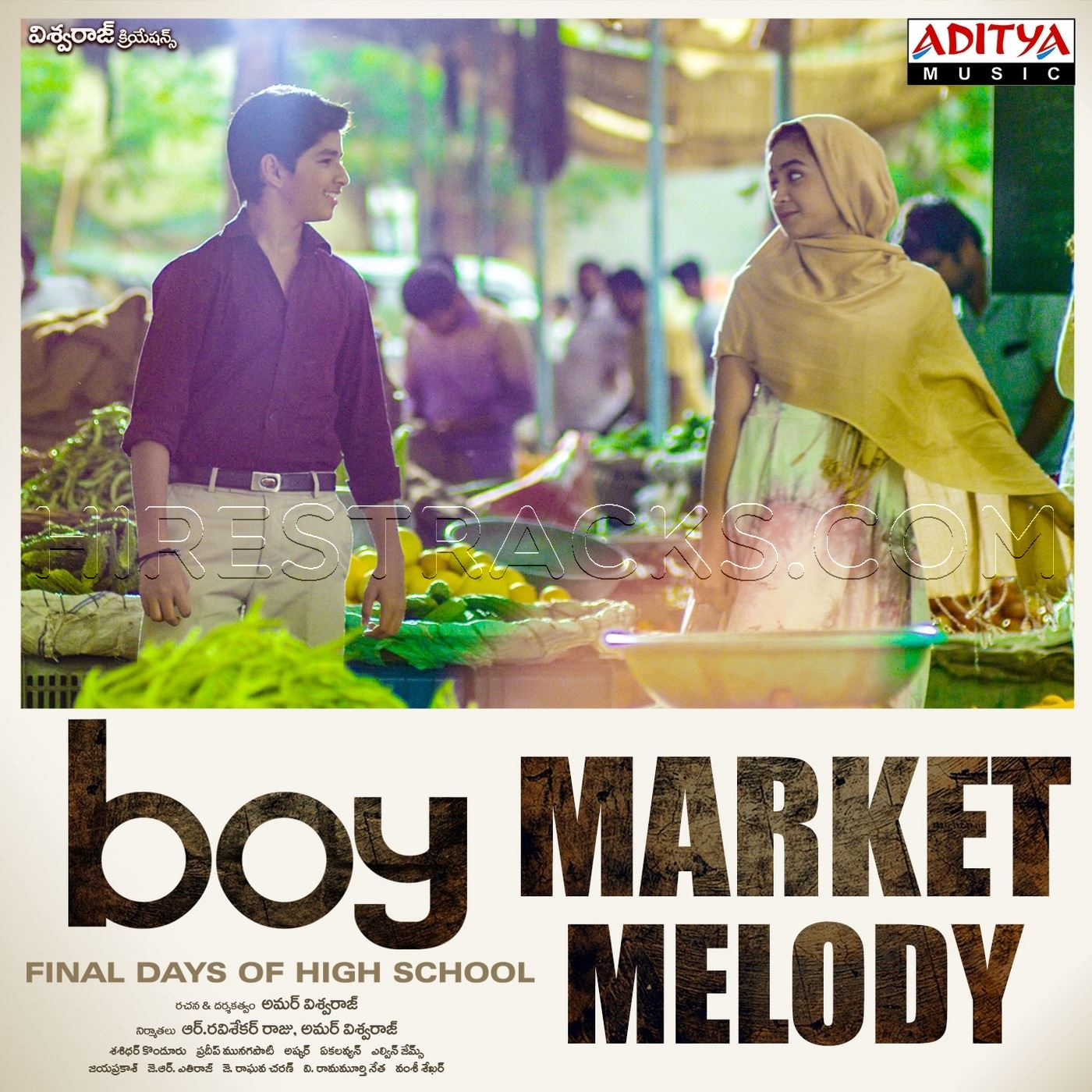 Market Melody (From Boy) (2019) (Jaya Prakash .J) (Aditya Music)