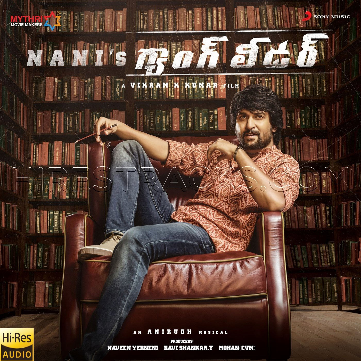Gang Leader (2019) (Anirudh Ravichander) (Sony Music) [24 BIT – 48 KHZ] [DigitalRIP-FLAC]