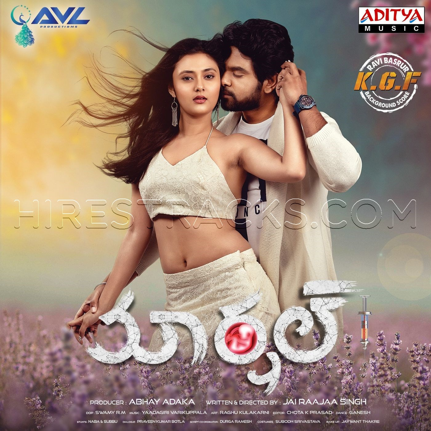 Marshal (Original Background Score) (2019) (Varikuppala Yadagiri) (Aditya Music) [Digital-DL-FLAC]