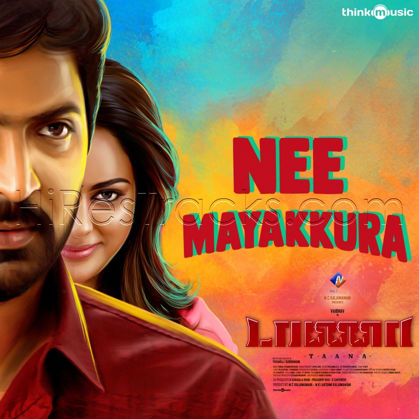 Nee Mayakkura (From Taana) (2019) (Vishal Chandrashekar) (Think Music) [Digital-RIP-FLAC]
