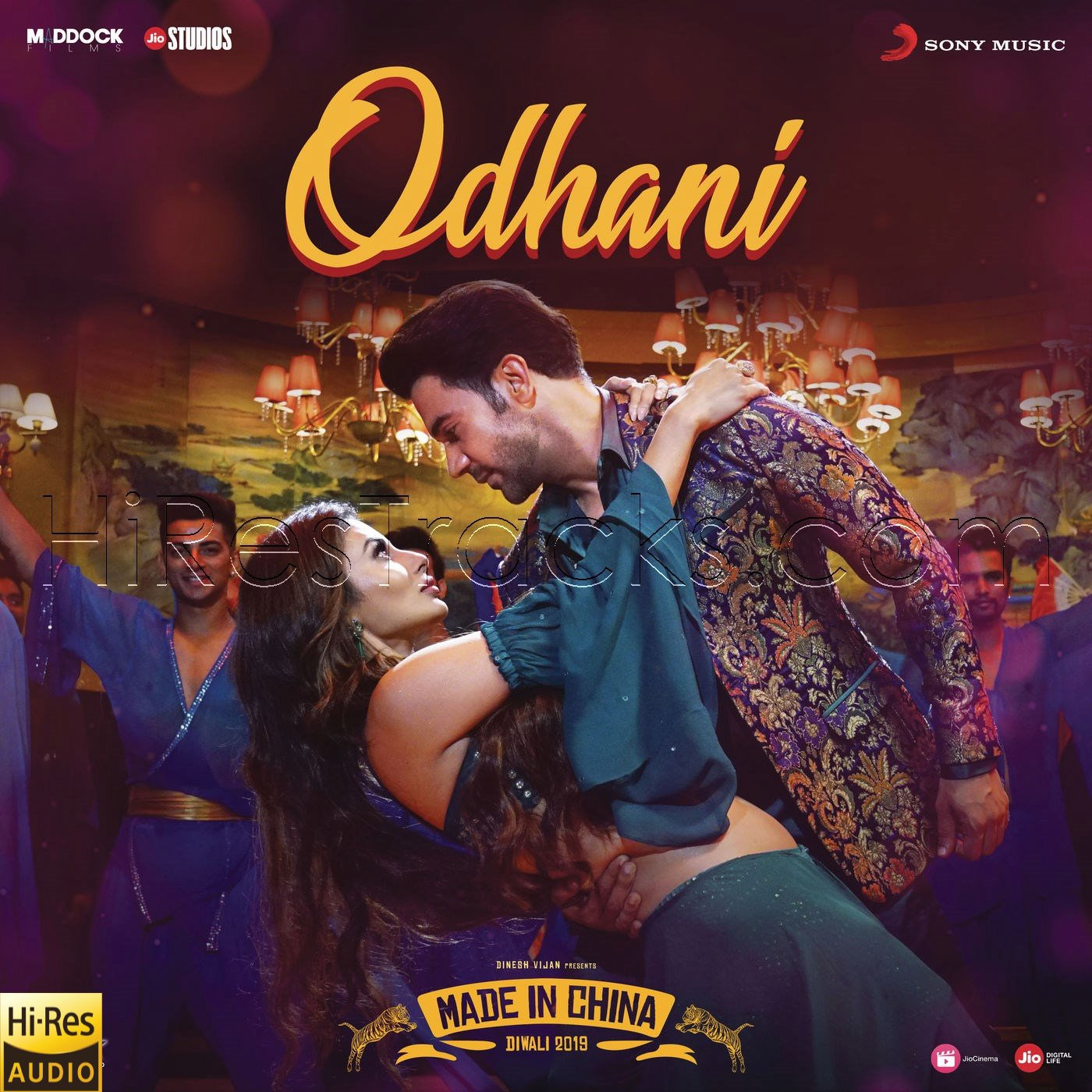 Odhani (From Made in China) (2019) (Sachin-Jigar) (Sony Music) [24 BIT – 96 KHZ] [Digital-RIP-FLAC]