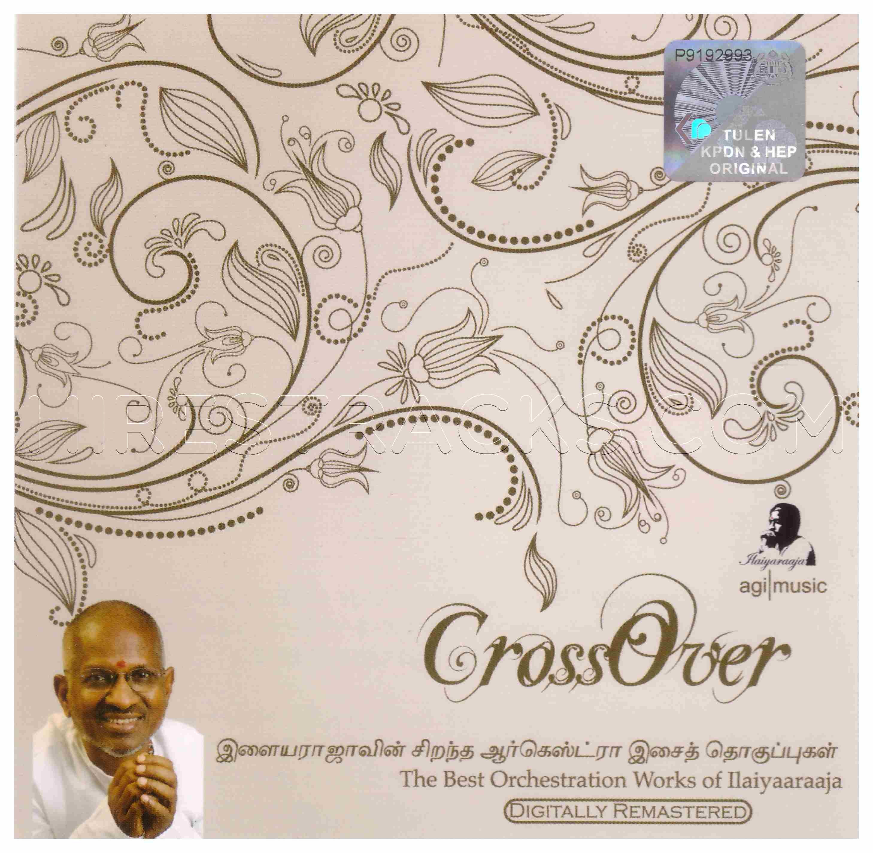 Cross Over (1990) (Ilaiyaraaja) (Agi Music) [ACD-RIP-WAV]