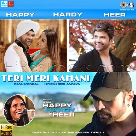 Happy Hardy And Heer (2019) (Himesh Reshammiya) (TIPS Music) [24 BIT] [Digital-RIP-FLAC]