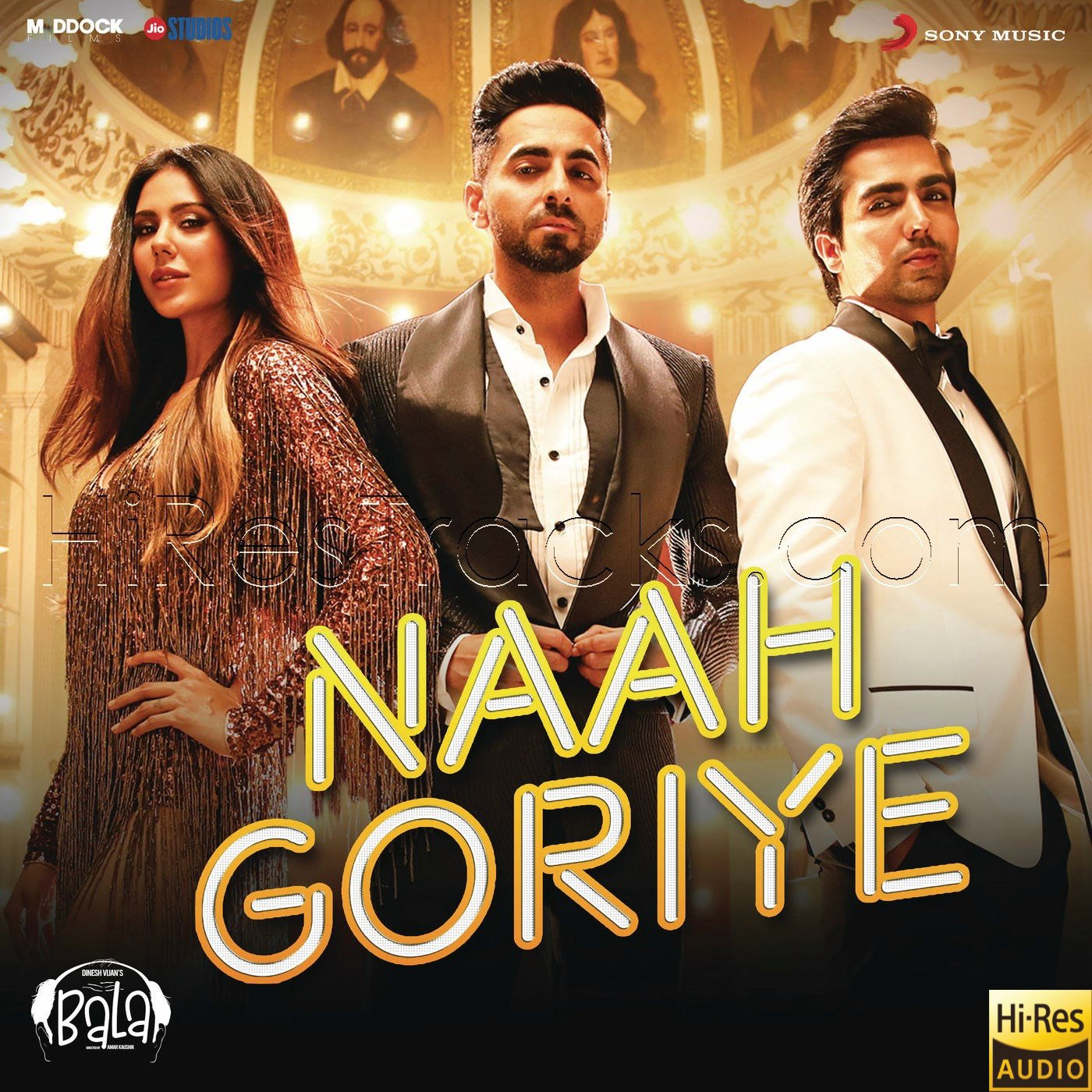 Naah Goriye (From Bala) (2019) (B Praak) (Sony Music) [24 BIT – 96 KHZ] [Digital-RIP-FLAC]