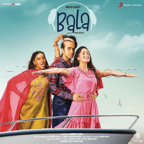 Bala (2019) (Sachin-Jigar) (Sony Music) [Digital-DL-FLAC]