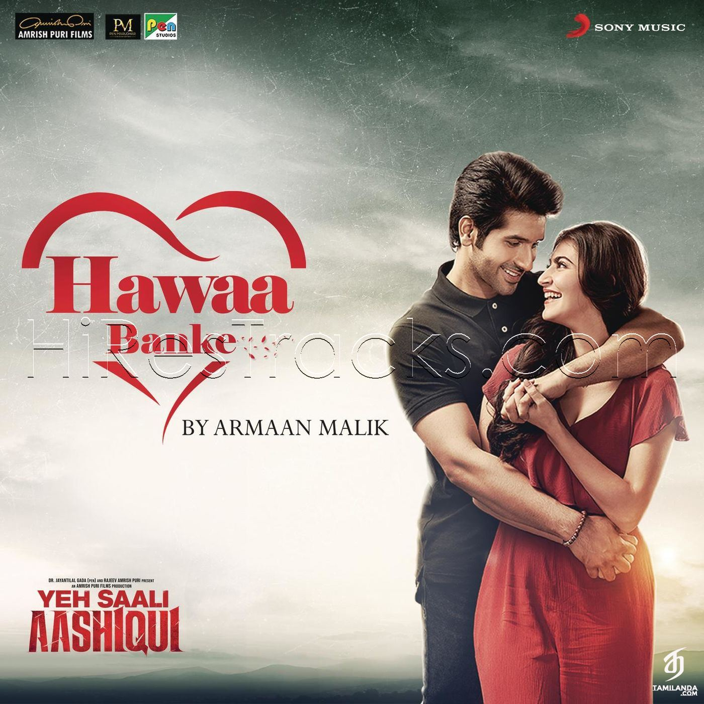 Hawaa Banke (From Yeh Saali Aashiqui) (2019) (Hitesh Modak) (Sony Music) [Digital-DL-FLAC]
