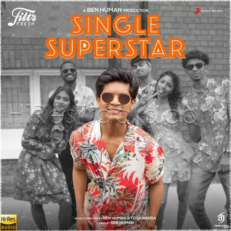 Single Superstar (2019) (Ben Human) (Sony Music) [24 BIT – 48 KHZ] [Digital-DL-FLAC]